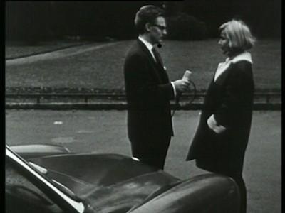 Filmbild aus Radio Luxemburg