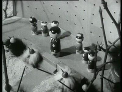 Filmbild aus Die Raben